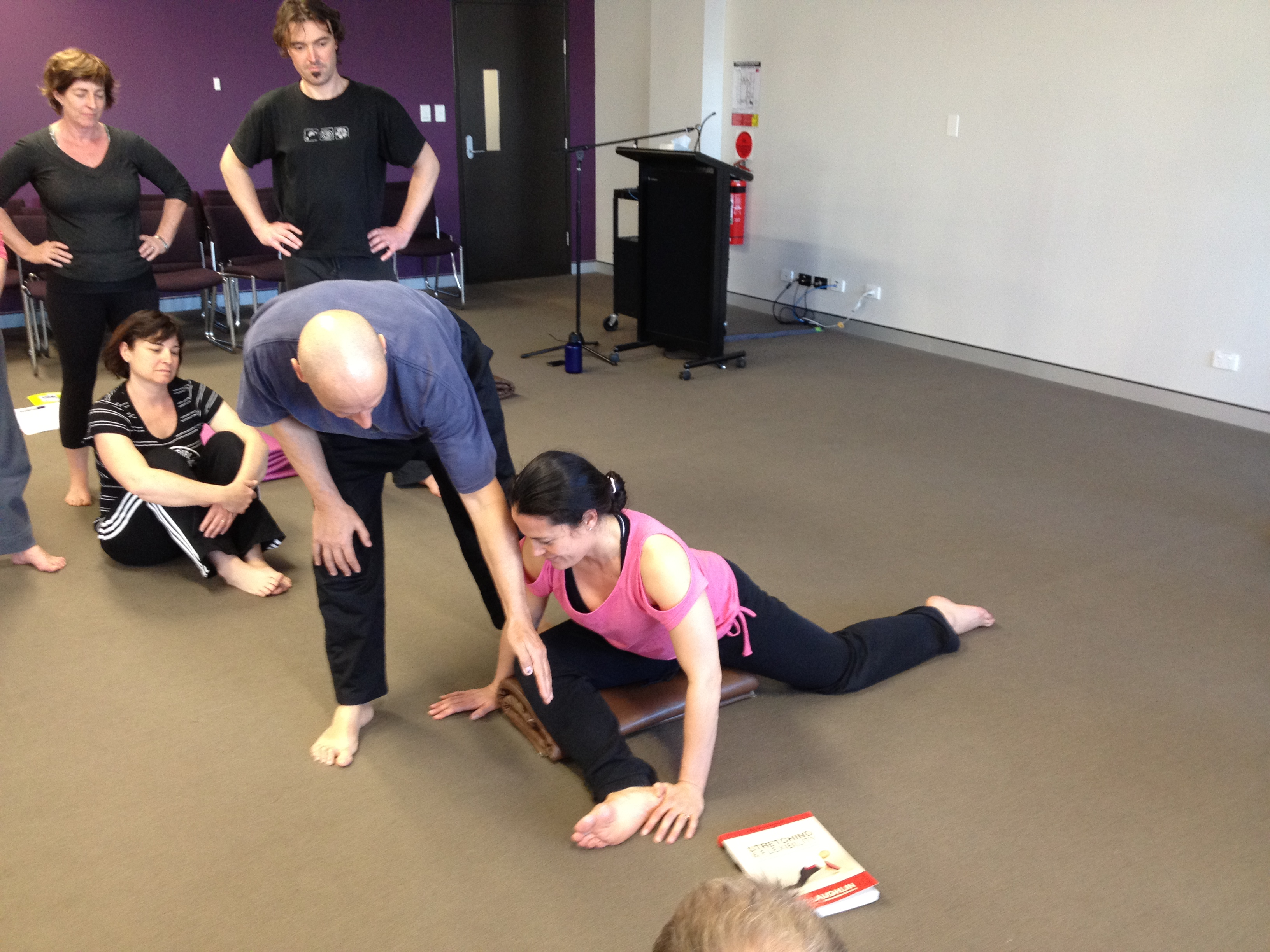 Stretch Therapy Classes - ADELAIDE!